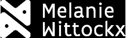 Melanie Wittockx - Coach: Therapie met paarden - Logo Horizontaal